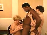 Hot fatties share blackie
