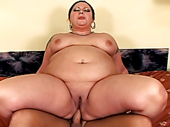 Exceptional BBW Loves Having A Big Cock In Her Enter gate