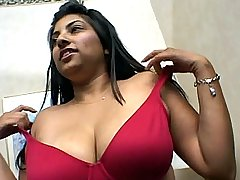 Exotic Preggo Striptease